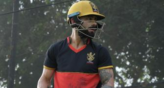 Kohli reveals! First time I'm not carrying any baggage