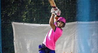 SEE: Young Jaiswal impresses in first IPL nets session