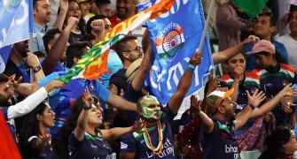 Australia hopes to pack in fans for India matches