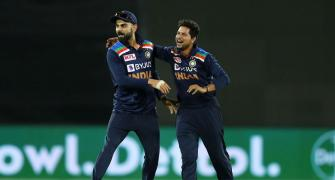 Gavaskar endorses Kuldeep for first T20I