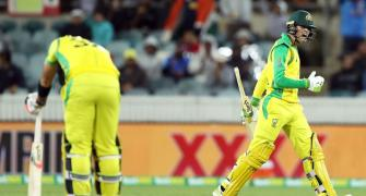 Carey run-out was game changing: Maxwell