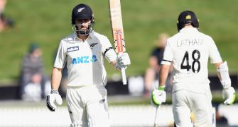 1st Test, Day 1: Williamson puts NZ on top