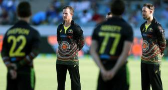 Why Australia are wearing this jersey for India T20s