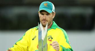 Finch reacts after going unsold in IPL auctions