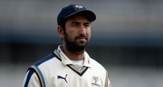 Pujara was victim of racism at Yorkshire