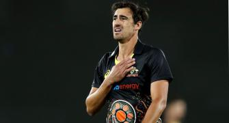 Blow for Australia as Starc pulls out of India T20Is
