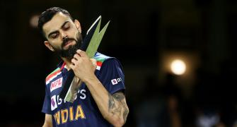 Kohli is ICC cricketer of the decade