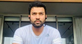 Fit-again Rohit to leave for Australia on Dec 14