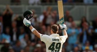 Smith looks to make up for lost time against India