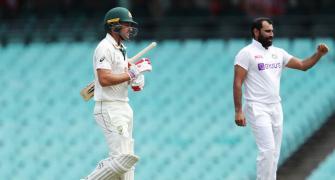 Burns fails again as Australia's selection woes mount