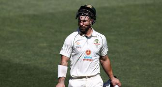 Wade dumped from Australia's Test squad