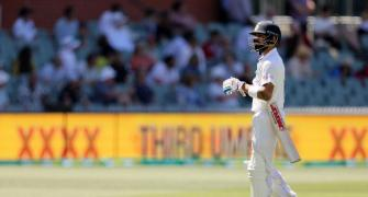 Gavaskar comforts India after Adelaide mauling