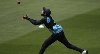 Jadeja put through fitness test in India nets