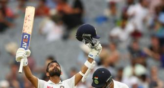I realise now that Melbourne ton was special: Rahane