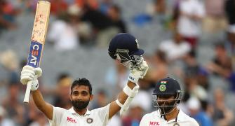 PICS: Australia vs India Second Test, Day 2