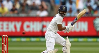 'Test match batting is about swallowing your ego'