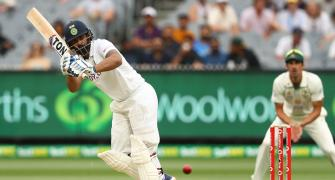 We never spoke about Adelaide game: Sydney hero Vihari