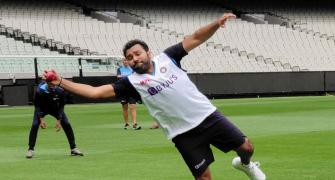 Rohit replaces Pujara as vice-captain of Test team