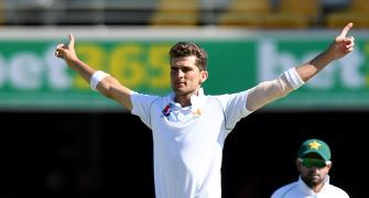2nd Test: Shaheen stars in Pak's big win over Zimbabwe