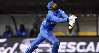 Pressure of replacing Dhoni was immense: KL Rahul