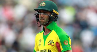 Injured Maxwell set to miss start of IPL