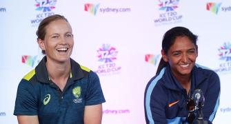 Harmanpreet positive ahead of Australia opener