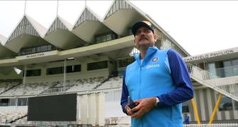 Shastri back for another Test at the Basin Reserve