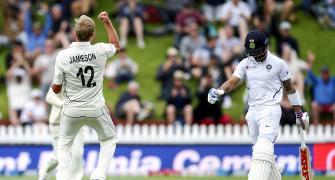 'Indian batsmen didn't make any adjustments'