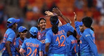 Proud of you: Kohli congratulates women's team