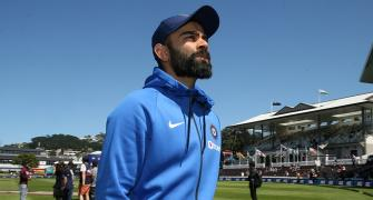 Captain Kohli exudes confidence ahead of 2nd Test
