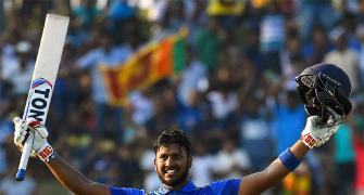 Sri Lanka crush Windies to clinch ODI series