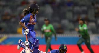 WT20: India's middle-order on test against Malaysia