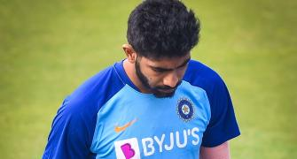 Here's what Bumrah did during injury lay-off