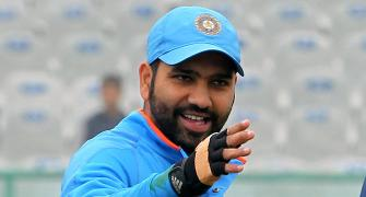 Aus tour: Rohit to head to NCA for rehab post Diwali