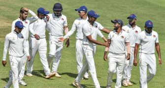 Ranji: Mumbai knocked out; Gujarat go top