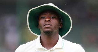 Rabada sorry for letting team down