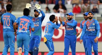 Why Kohli 'enjoyed' India's thumping win in Auckland