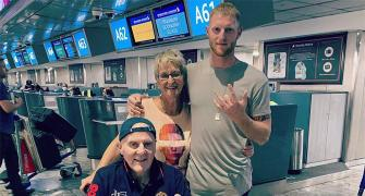 Proud to be your son: Ben Stokes on dad's recovery