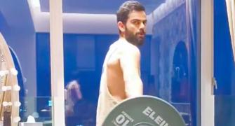 SEE: How Virat is spending time in quarantine