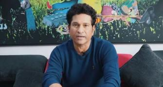 Sachin urges people to donate blood for plasma therapy