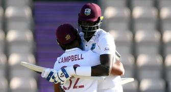 How West Indies managed to get the better of England