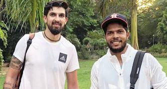 SEE: What are Ishant, Umesh up to?