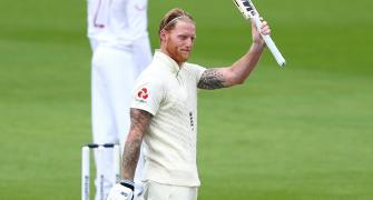 PHOTOS: Stokes puts England in charge against Windies