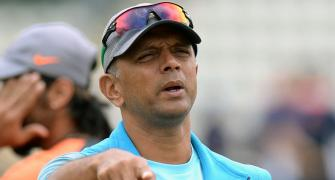 How Kapil's advice helped Dravid take up coaching
