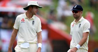 Anderson hoping to partner Broad in search of series win