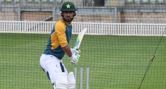Pak lose Khushdil for first Test, suffer Abid scare
