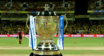 IPL final on Nov 10, Chinese sponsors stay