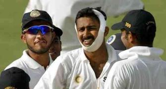 Kumble@50: When Kumble played through pain