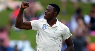 I bowl my best when I'm not thinking: Rabada