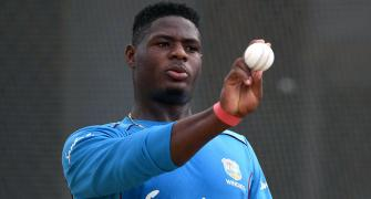 West Indies pacer Thomas wants to be 'Test great'